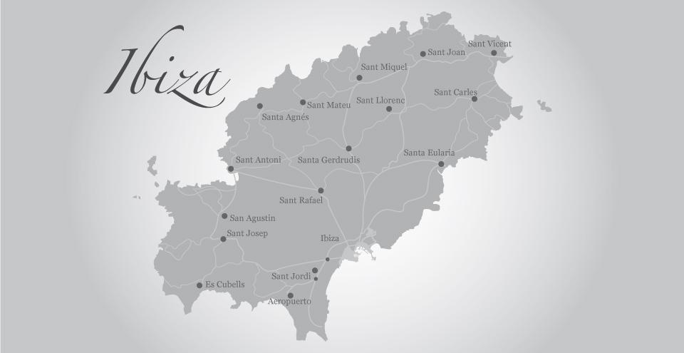 Ibiza - Eivissa - Balearic Islands