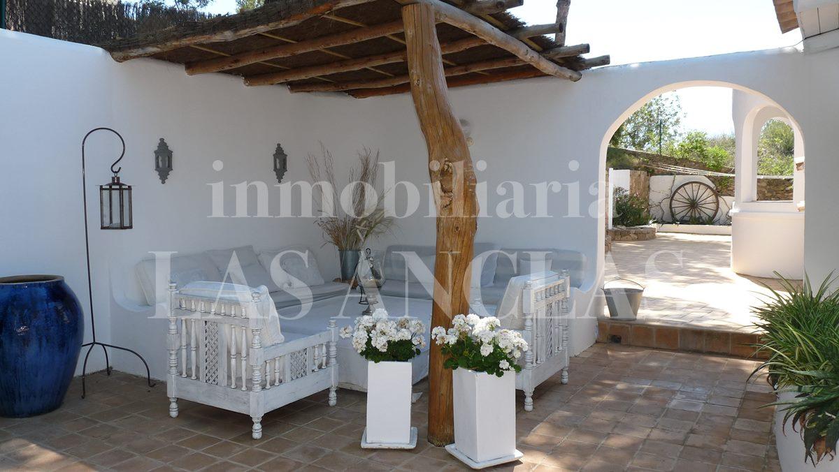 haus villa in santa eulalia ibiza kaufen ref 103. Black Bedroom Furniture Sets. Home Design Ideas