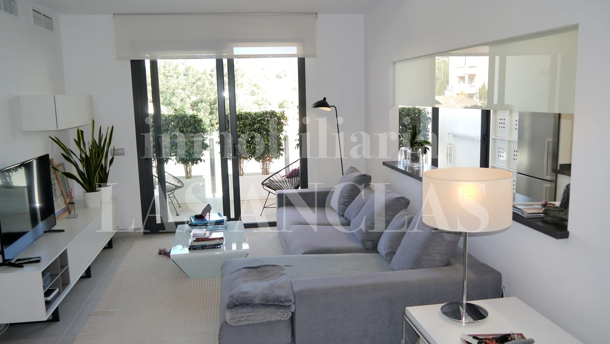 Ibiza Jesús - Apartment as new in the heart of the popular village of Jesús for sale