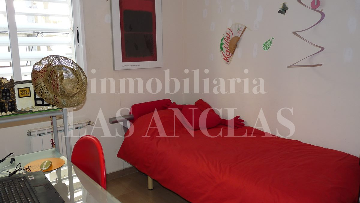 flat at ground floor in Talamanca Ibiza for sale