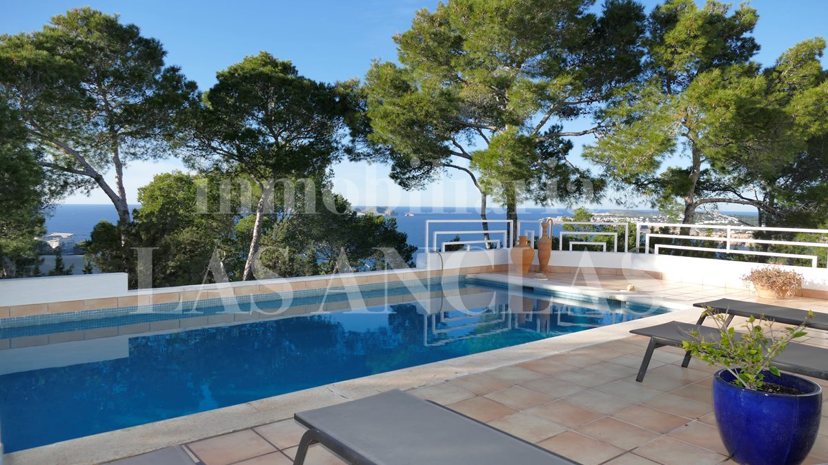 house / villa west coast Ibiza for sale