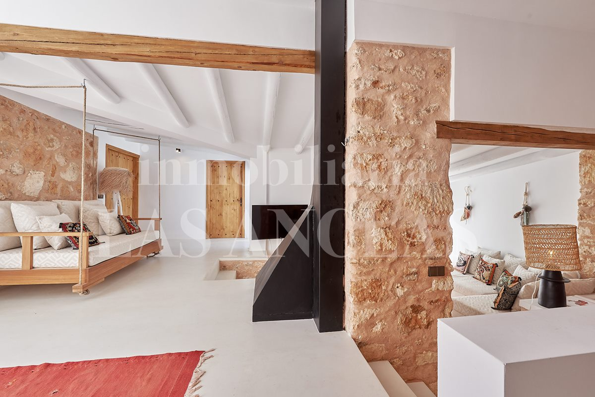 Ibiza / Eivissa - Luxury villa with guest house and breathtaking views of the saltworks for sale