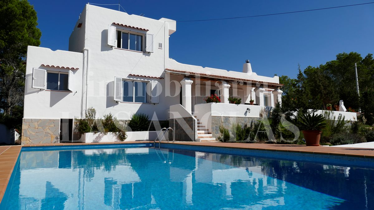 countryside villa / finca west coast Ibiza for sale