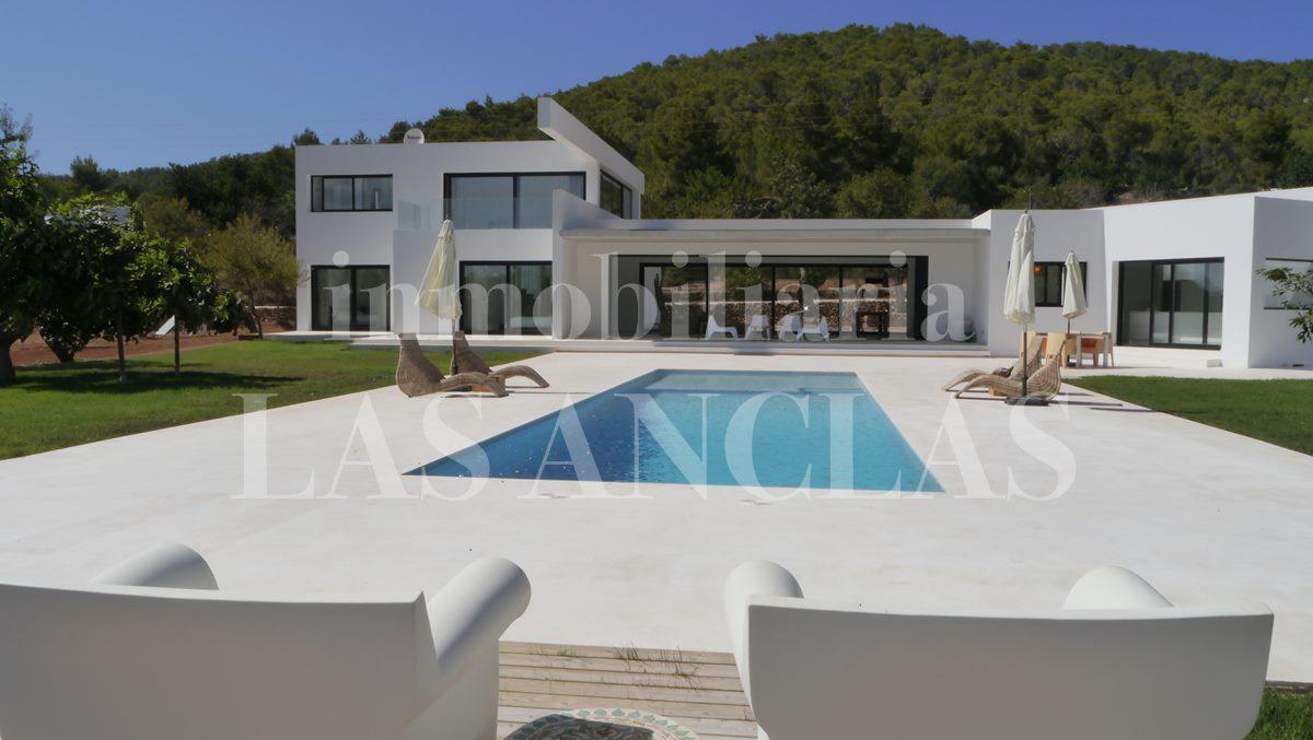 Moderne luxusvilla kaufen  Ibiza Luxus-Villa/Haus kaufen - Immobilien-Büro LAS ANCLAS