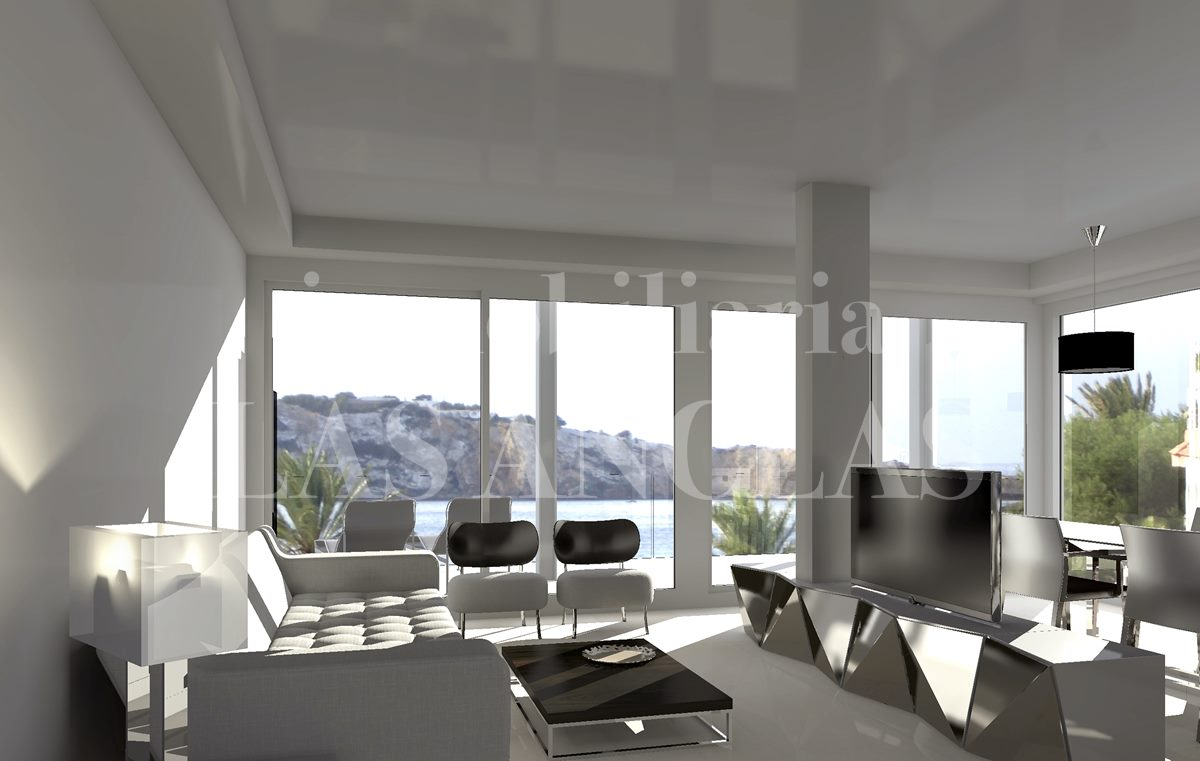 Ibiza Talamanca - Only approx. 80m to the sea! 6 newly-built luxury flats in prime location for sale
