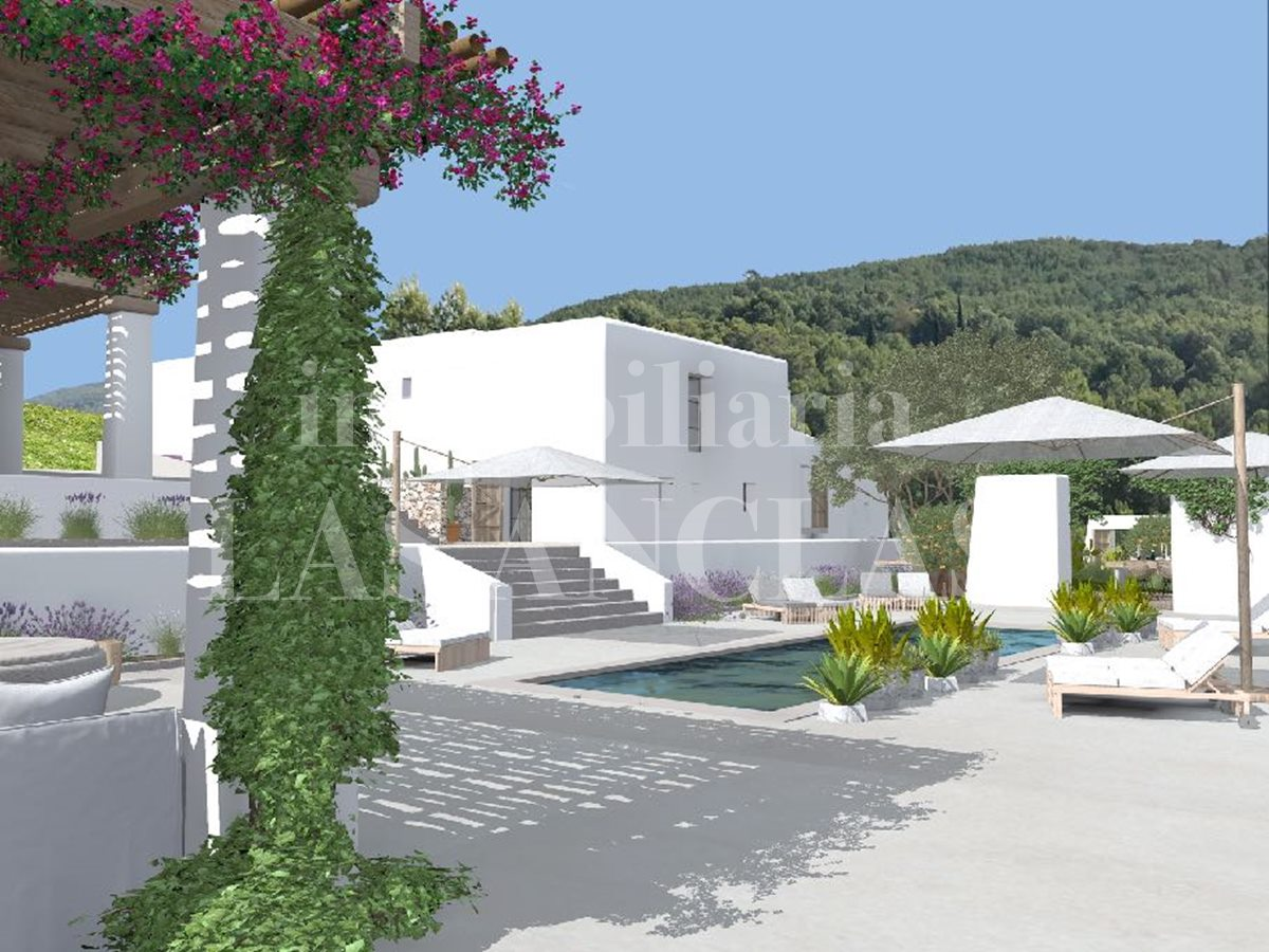 farmhouse/finca in Santa Eulalia Ibiza for sale