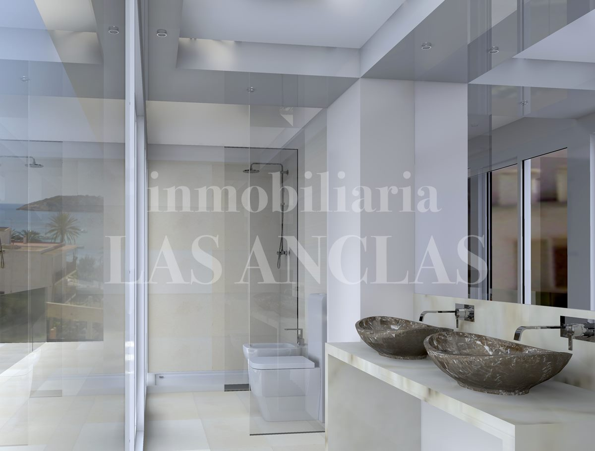 penthouse flat in Talamanca Ibiza for sale