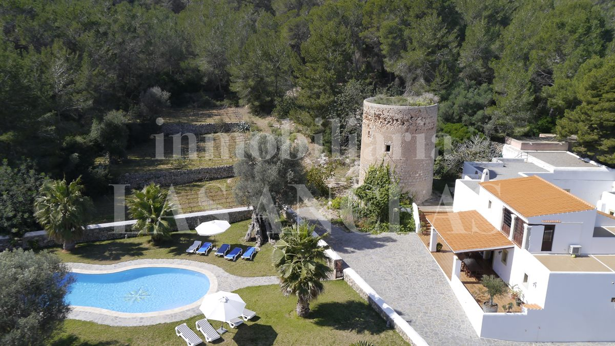 countryside villa / finca in Jesús Ibiza for sale