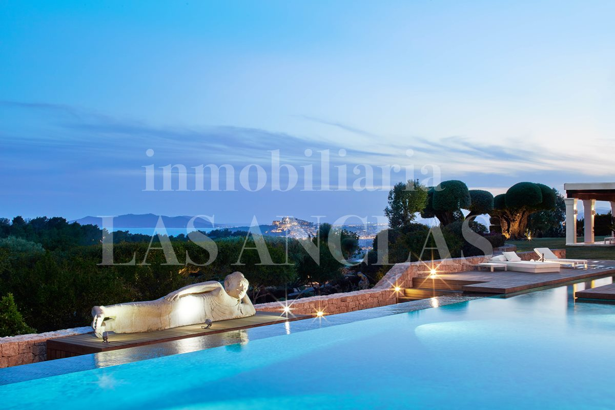 luxury mansion / estate in Jesús Ibiza for sale
