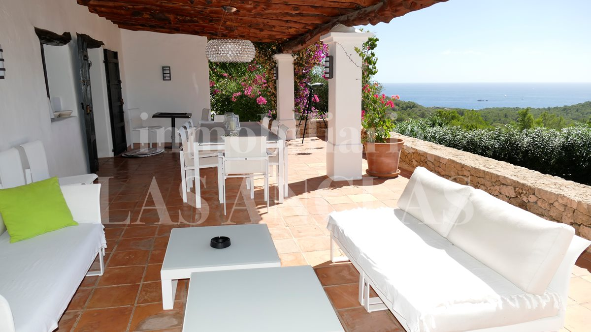 authentic finca mansion in Talamanca Ibiza for sale