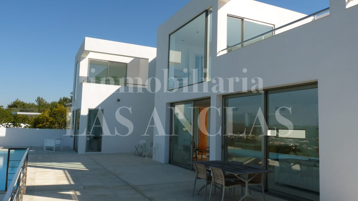 luxury villa in Jesús Ibiza for sale