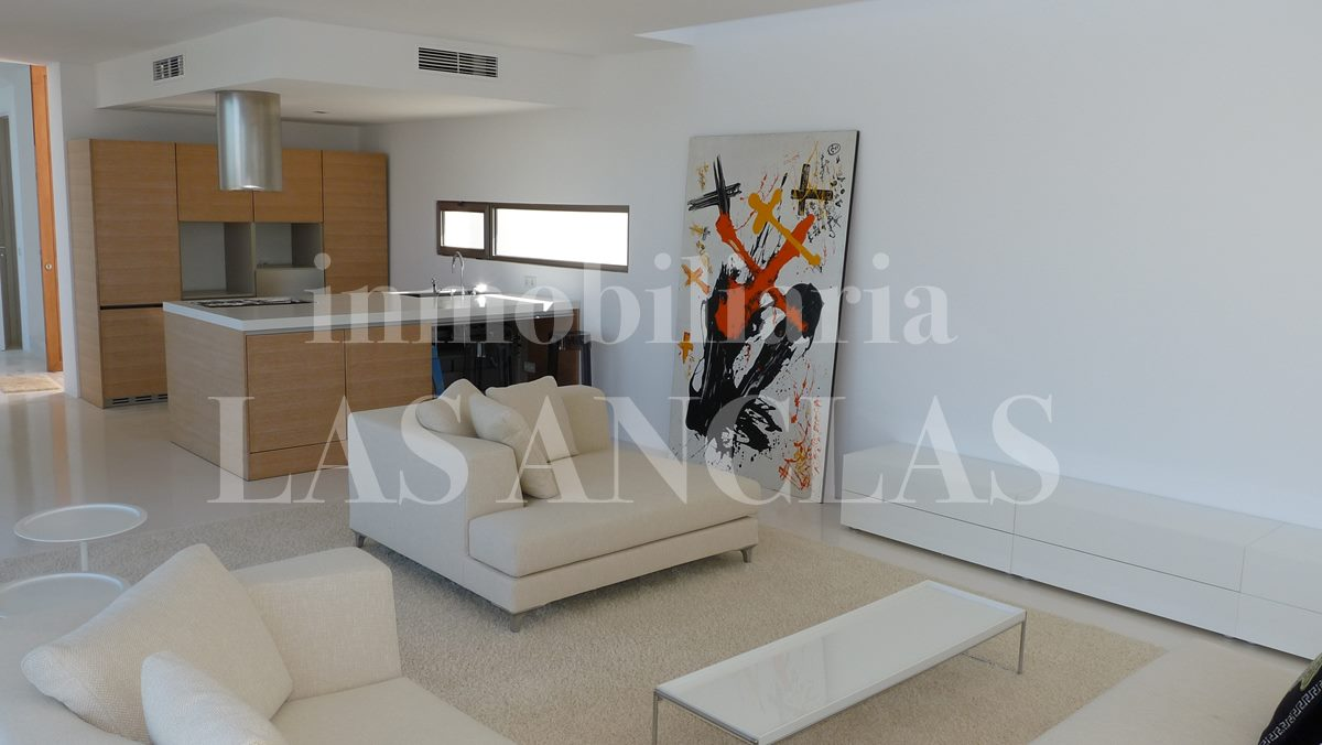 Ibiza Jesús - Minimalist luxury villa with dreamlike views for sale