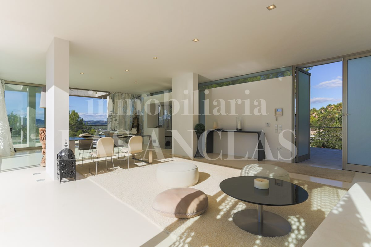 luxury villa in Talamanca Ibiza for sale