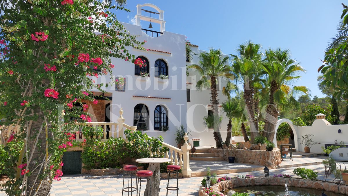 country house west coast Ibiza for sale
