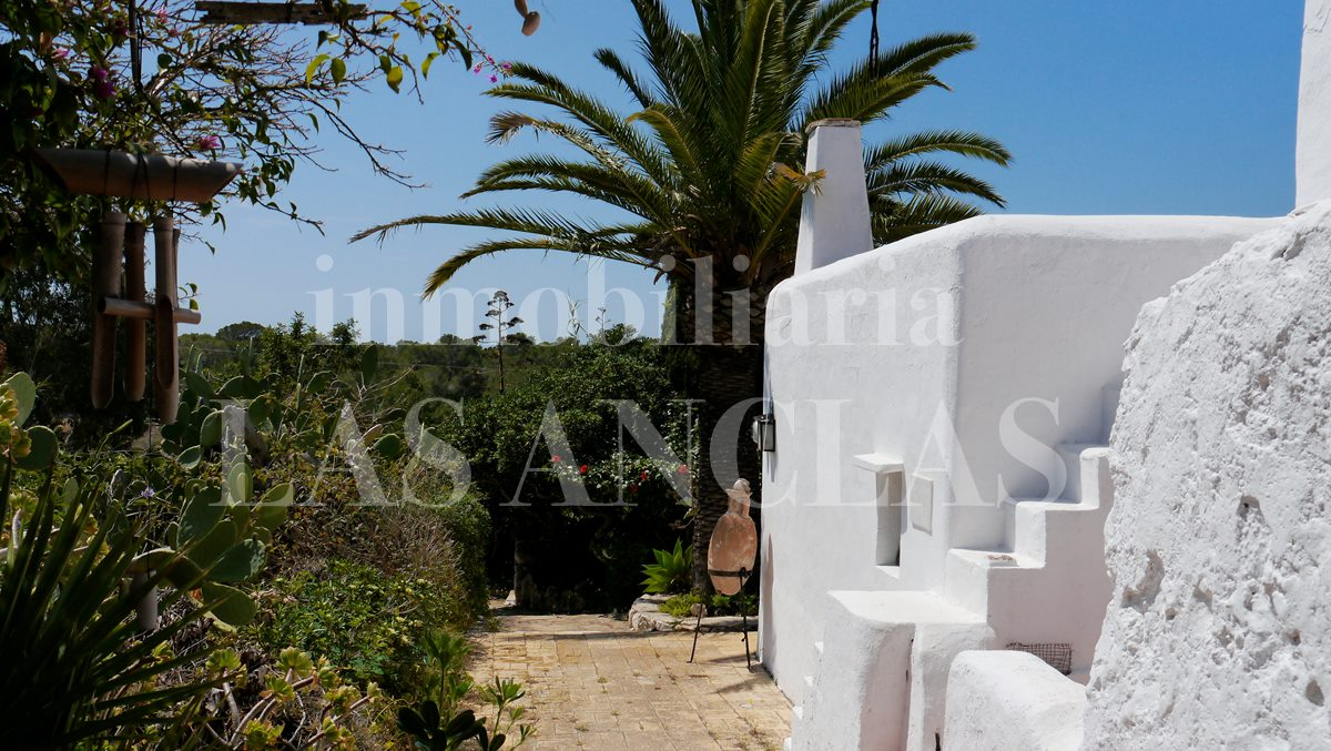 Finca with holiday rental license. - finca / farm house in Jesús Ibiza for sale