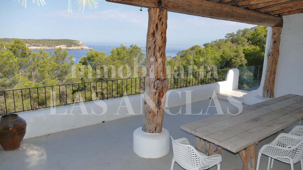 Ibiza San Juan - Very chic 7 - bedroom - villa with captivating sea views near to a beach for sale