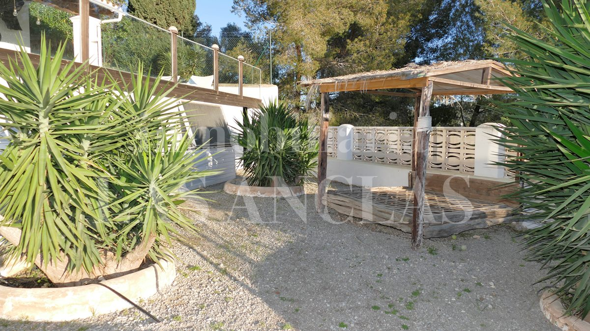 house with 2 seperate living units in Jesús Ibiza for sale