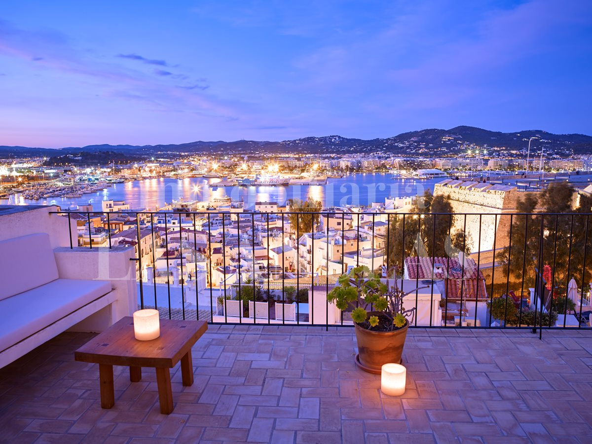 Ibiza Dalt Vila - Historic house of architect Erwin Broner in the heart of Dalt Vila for sale