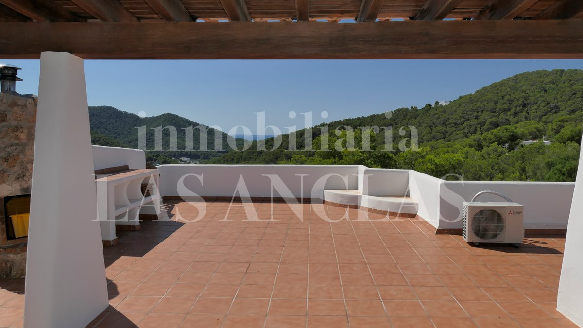 penthouse flat in Urbanisation Valverde Ibiza for sale