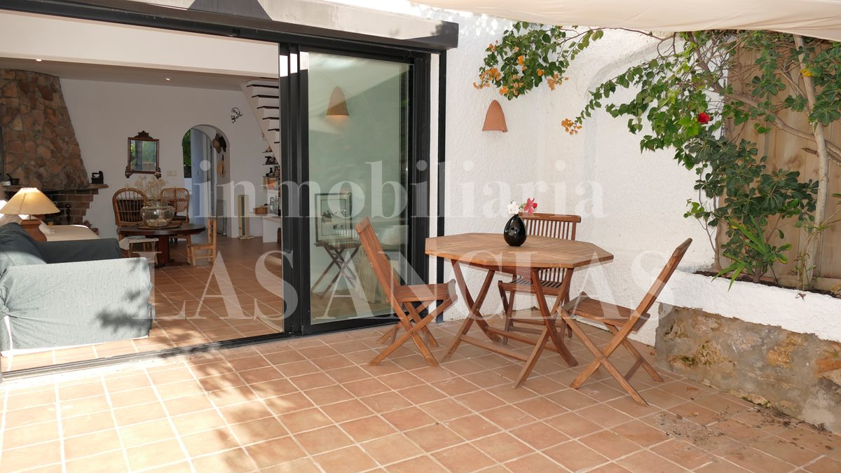 terraced house in Urbanisation Can Pep Simó Ibiza for sale