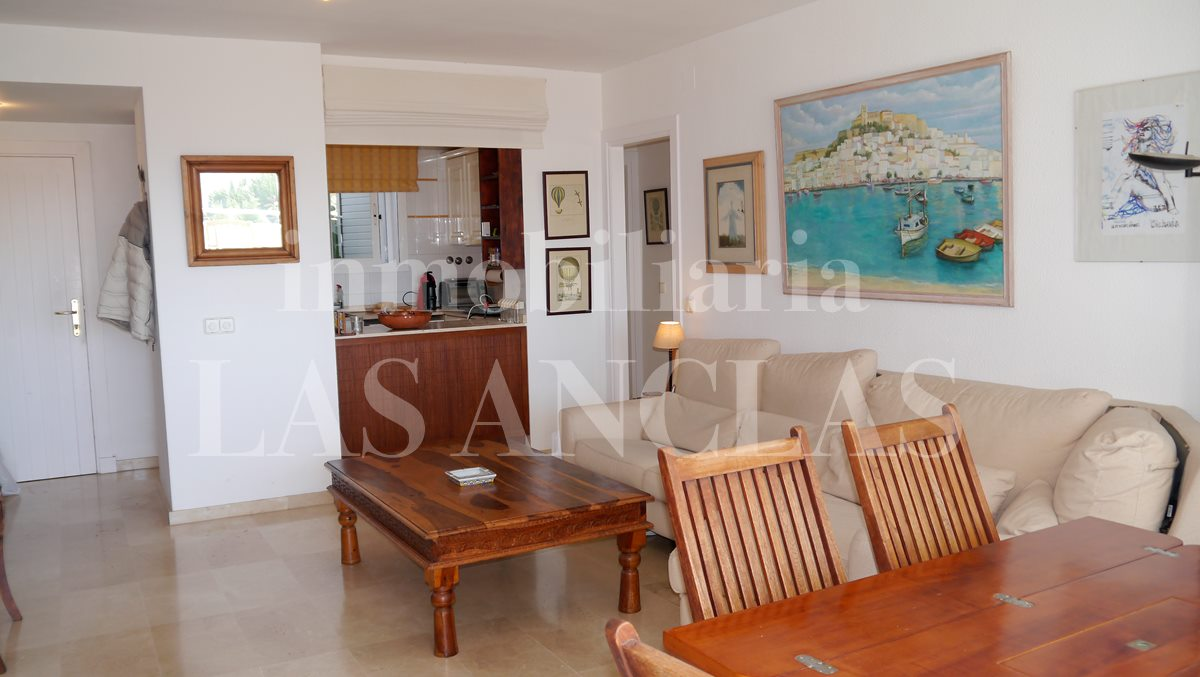 flat / apartment near golf course Ibiza for sale