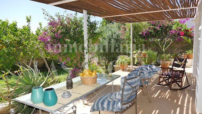 Ibiza Santa Gertrudis - Opportunity! Cute modern villa with separate studio and citrus garden to buy
