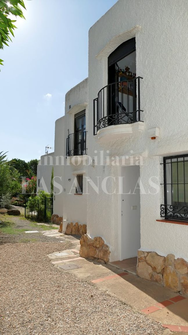 Ibiza Can Pep Simó - Very cosy terraced house with pretty exterior area in demanded location for sale