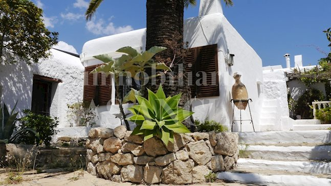 Ibiza Jesús - Holiday rental license! Romantic finca with views to the sea and Dalt Vila to buy