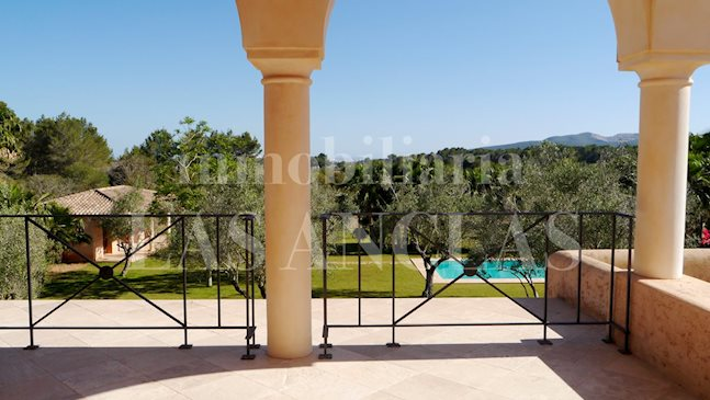 Ibiza San Rafael - Magnificent luxury mansion with 8 bedrooms and views to Dalt Vila to buy