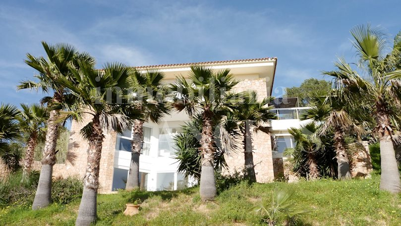 Ibiza Es Cubells - Very stylish luxury villa in exclusive location with marvellous sea views to buy