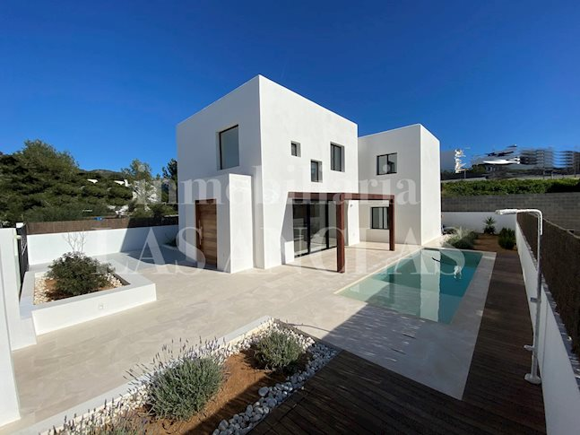 Ibiza Jesús - Trendy, newly built luxury villa in sought-after location to buy